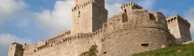 Alla scoperta delle rocche Albornoziane in Umbria