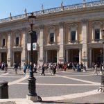 Palazzo dei Conservatori, Kapitol, Rom