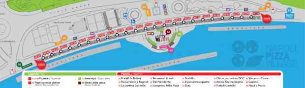 Napoli Pizza Village, dal 6 all'11 settembre 2016