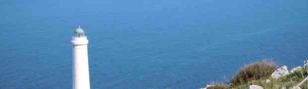 Punta Palascia, meraviglia del Salento all'estremo oriente della penisola italiana