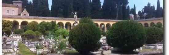 Visite guidate ai cimiteri di Roma